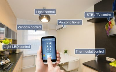 5 Benefits of Home Automation