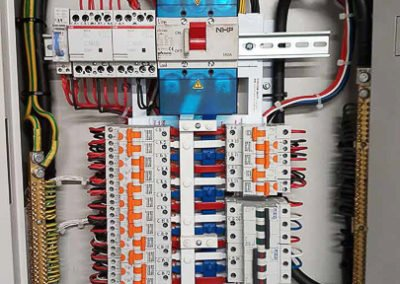 SafeNSound Electrical switch box control